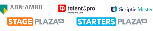 ABN AMRO - Talent&Pro - ScriptieMaster - Stageplaza - Startersplaza